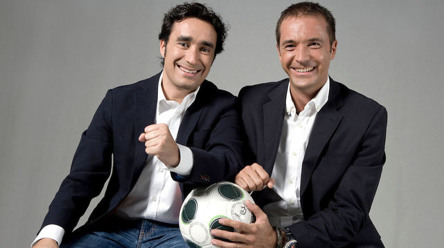 Manu Carreño y Juanma Castaño