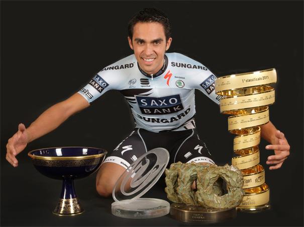 Alberto Contador habla de su retirada