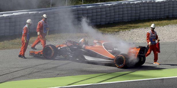 """Ultimátum de Alonso: """"Honda o yo"""""""