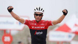 La despedida soñada de Contador