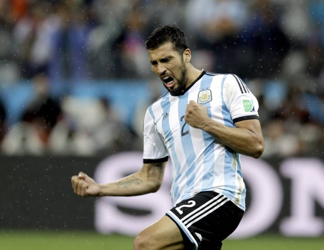 Garay rechazó la convocatoria con Argentina