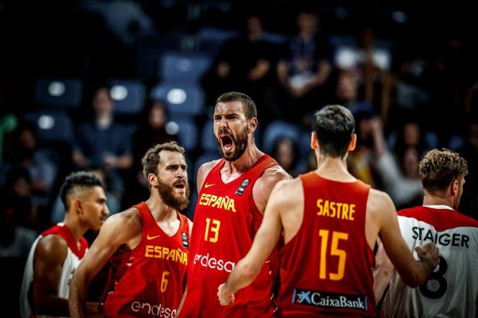 Marc Gasol conduce a España a semifinales