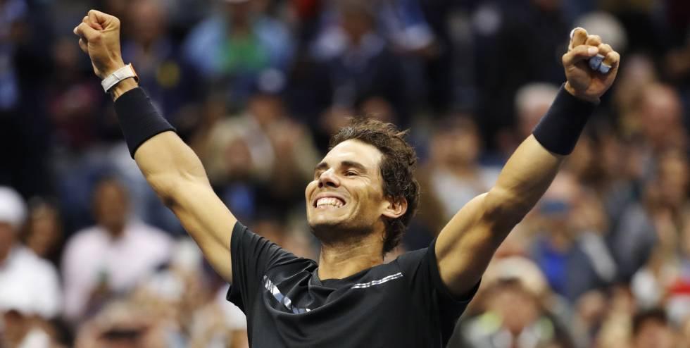 Rafa Nadal gana el US Open 2017