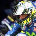 Rossi reaparecerá en Aragón