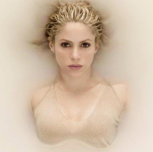 Shakira mezcla estilos musicales