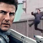 Tom Cruise tiene un accidente