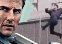 Tom Cruise tiene un accidente