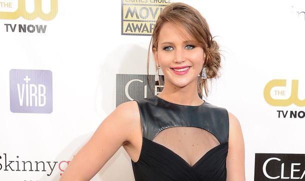 Jennifer Lawrence fue acosada