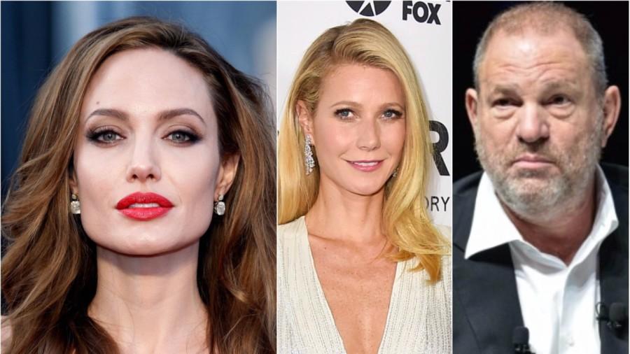 Jennifer Lawrence y Angelina Jolie fueron acosadas