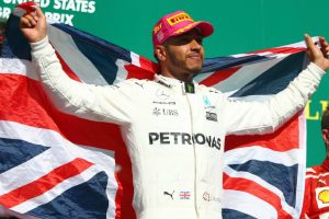 Hamilton es tetra-campeón de fórmula 1