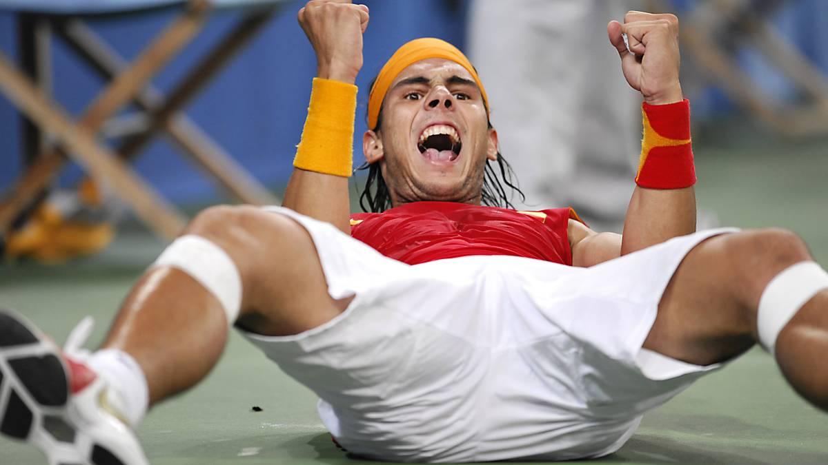 Rafa Nadal consigue su mejor racha