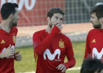 Motín en la selección española