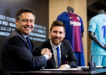 Messi renueva hasta 2021