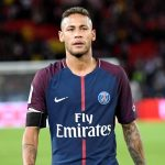 Neymar triste