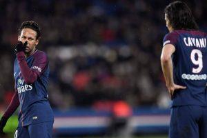 Neymar pitado al marcar un penalti