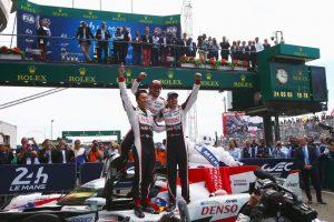 Alonso gana las 24 horas de Le Mans