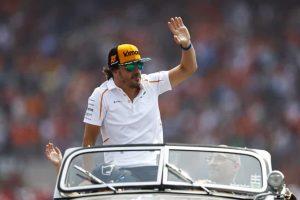 Alonso se retira