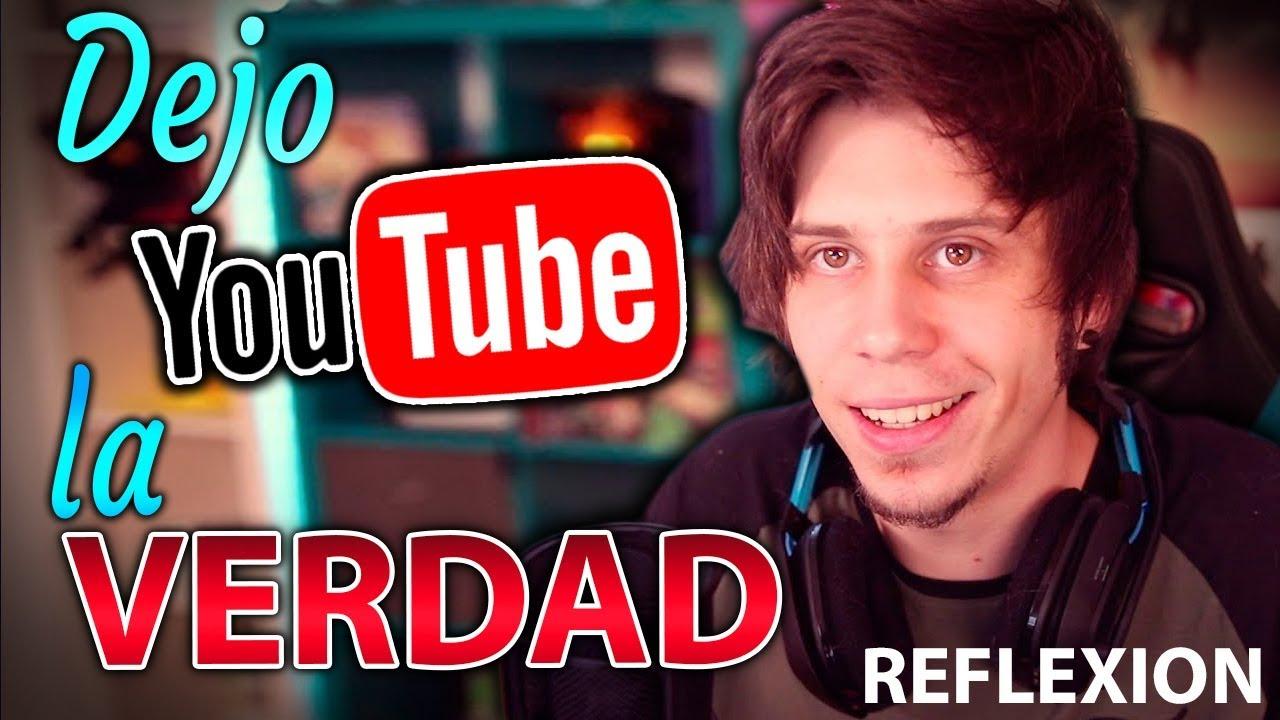 ElRubius deja YouTube