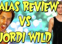 Guerra fría entre Jordi Wild y Dalas