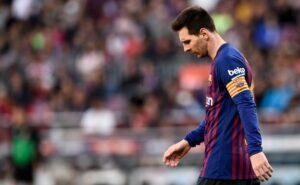 Messi sigue en el Barcelona traicionado por Bartolomeu