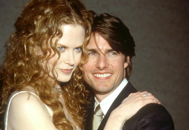 Nicole Kidman habla de su relación con Tom Cruise