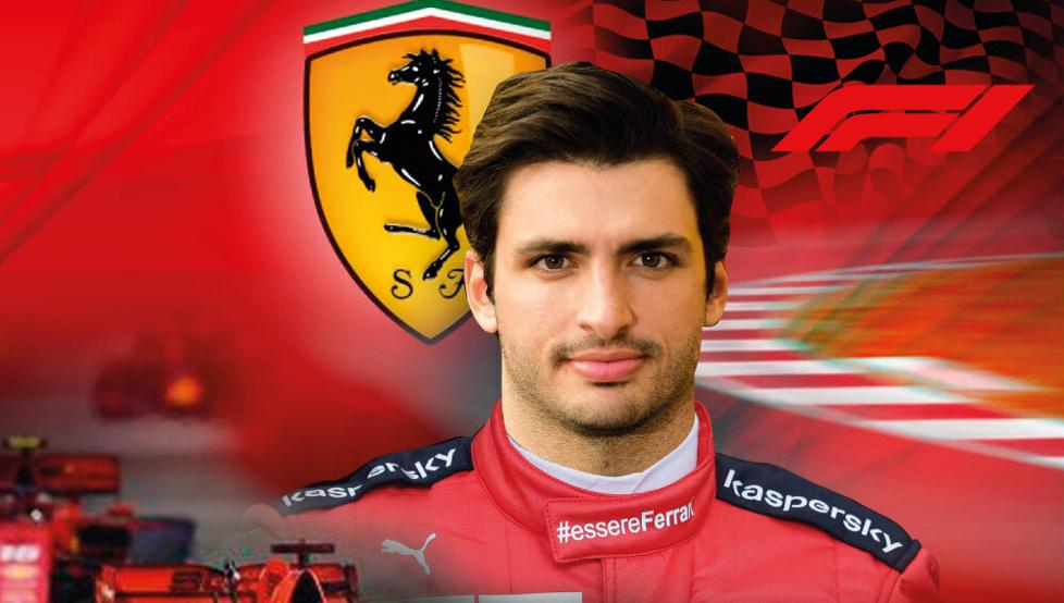 Sainz a Ferrari y Ricciardo a McLaren