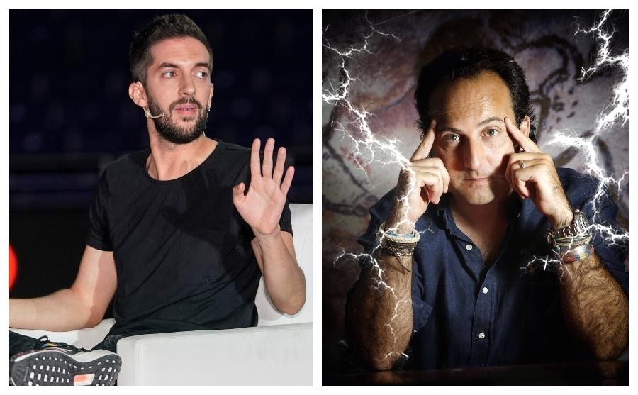 David Broncano fue colaborador de Iker Jiménez en Milenio 3