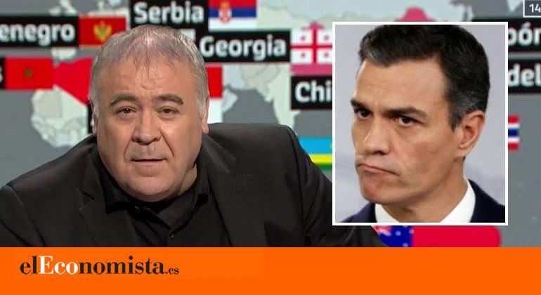 Ferreras critica al gobierno por el estado de alarma