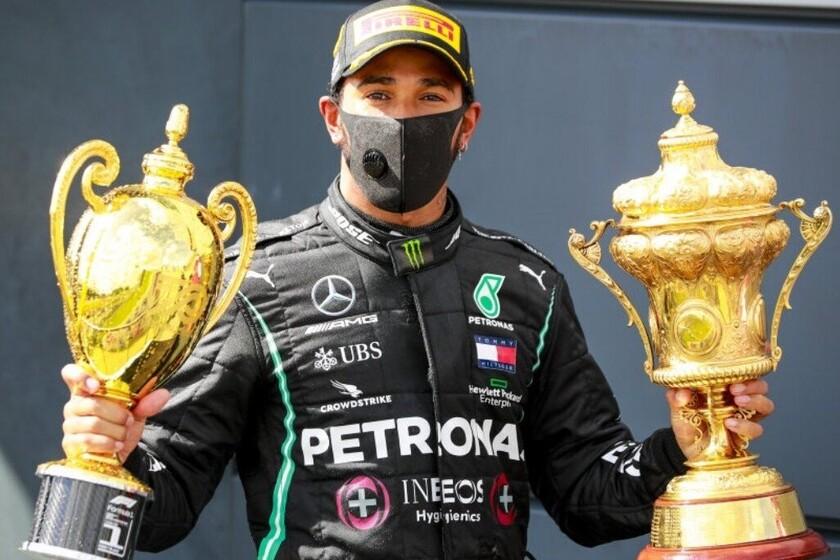 Hamilton seguirá en 2021 con Mercedes