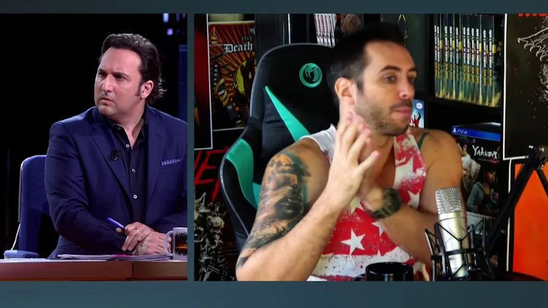 Iker Jiménez defiende a los youtubers