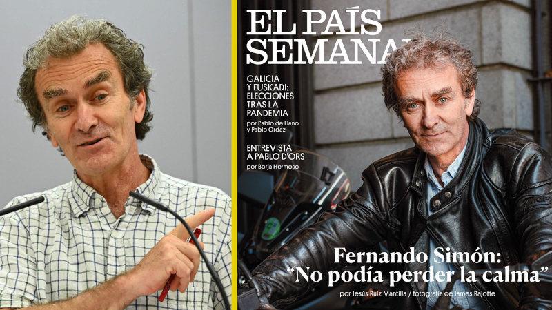 Los errores de Fernando Simón