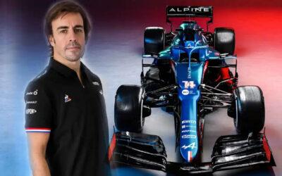 El inicio de Fernando Alonso en la Fórmula 1 2021