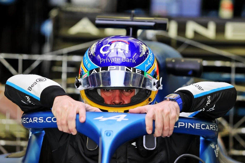 El regreso de Fernando Alonso a la Fórmula 1
