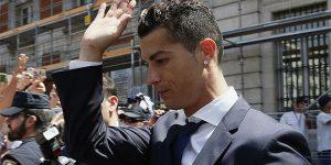Los problemas con hacienda de Cristiano Ronaldo
