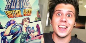 ElRubius presenta la serie Virtual Hero