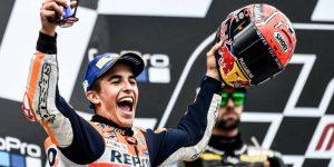 Marc Márquez gana su cuarto mundial