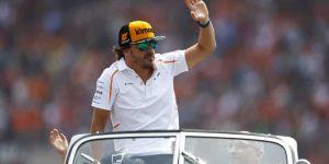 Fernando Alonso se retira de la Fórmula 1
