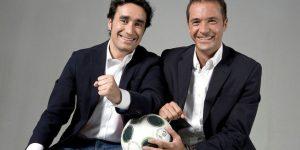 Manu Carreño y Juanma Castaño nueva pareja de Deportes CUATRO